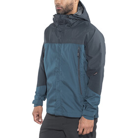 Lundhags Mylta Jacket Herren petrol/deep blue
